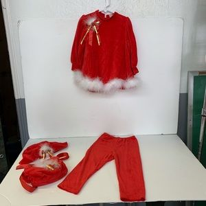 Other - Toddler Christmas Outfit
